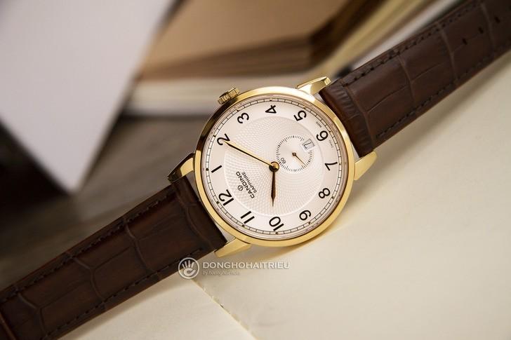 Đồng hồ Candino C4592/1: Chuẩn mực của vẻ đẹp thuần khiết - Ảnh 2