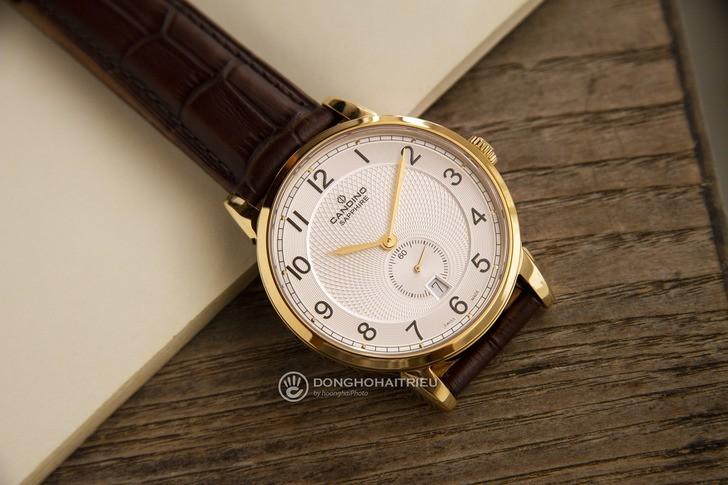 Đồng hồ Candino C4592/1: Chuẩn mực của vẻ đẹp thuần khiết - Ảnh 3