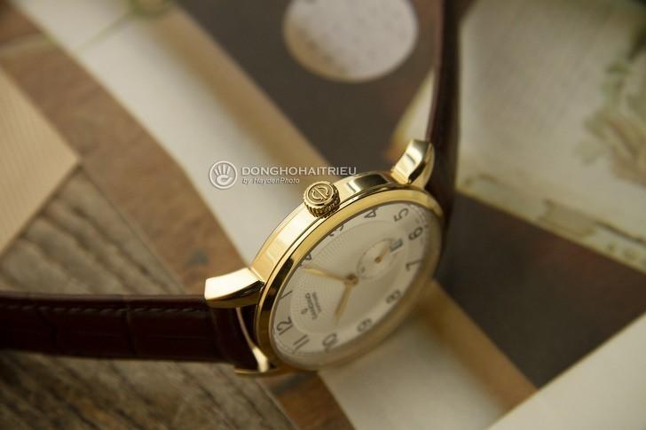 Đồng hồ Candino C4592/1: Chuẩn mực của vẻ đẹp thuần khiết - Ảnh 5