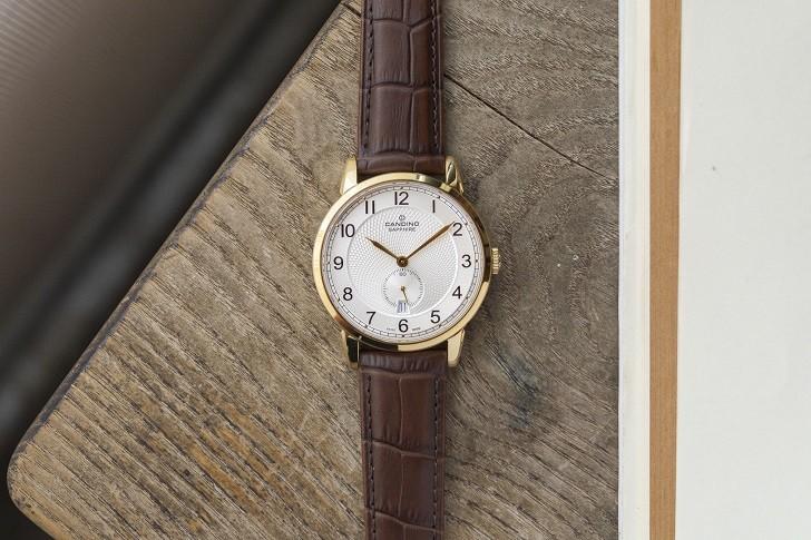 Đồng hồ Candino C4592/1: Chuẩn mực của vẻ đẹp thuần khiết - Ảnh 6