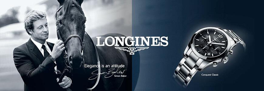Longines Banner