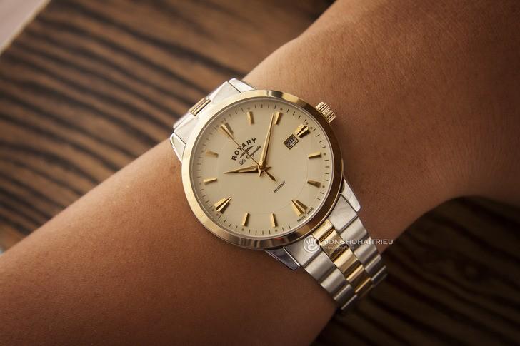 Đồng hồ Rotary GB90113/03: Thiết kế hoàng gia cho quý ông - Ảnh 1