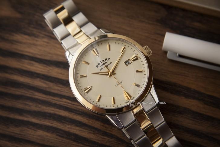 Đồng hồ Rotary GB90113/03: Thiết kế hoàng gia cho quý ông - Ảnh 2