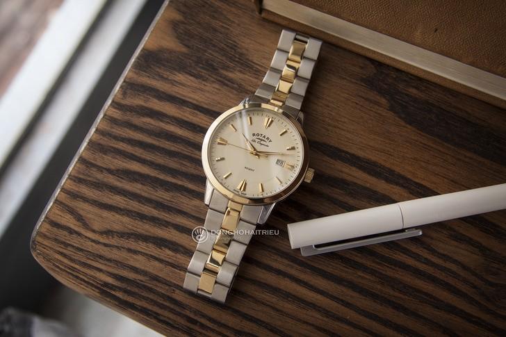 Đồng hồ Rotary GB90113/03: Thiết kế hoàng gia cho quý ông - Ảnh 3