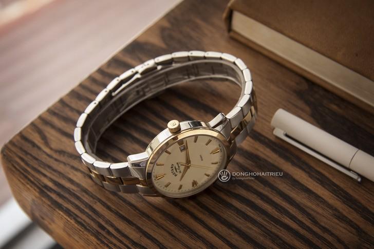 Đồng hồ Rotary GB90113/03: Thiết kế hoàng gia cho quý ông - Ảnh 5