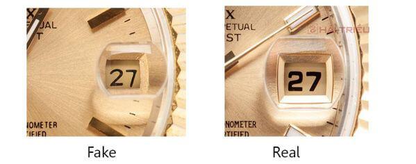 7 Cách Đơn Giản Để Phân Biệt Đồng Hồ Rolex Thật Và Giả - Ảnh: 4