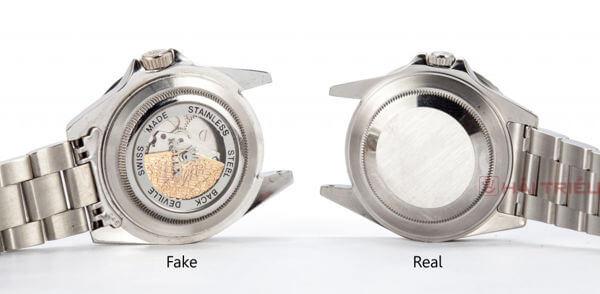 7 Cách Đơn Giản Để Phân Biệt Đồng Hồ Rolex Thật Và Giả - Ảnh: 6