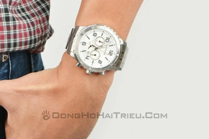 Đồng hồ Citizen AN8130-53A: Thiết kế thể thao và nam tính - Ảnh 1