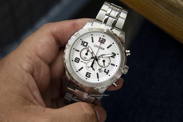 Đồng hồ Citizen AN8130-53A: Thiết kế thể thao và nam tính - Ảnh 2