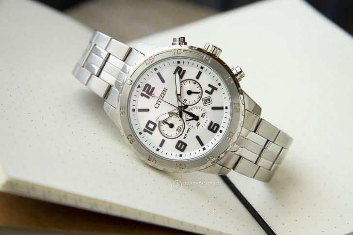 Đồng hồ Citizen AN8130-53A: Thiết kế thể thao và nam tính - Ảnh 3