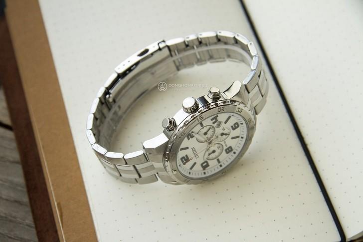 Đồng hồ Citizen AN8130-53A: Thiết kế thể thao và nam tính - Ảnh 5