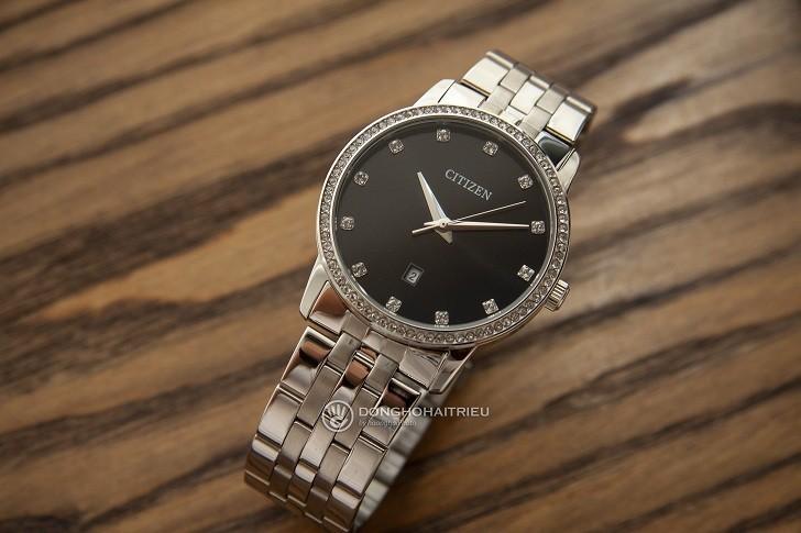 Đồng hồ nam Citizen BI5030-51E giá rẻ, thay pin miễn phí - Ảnh 2