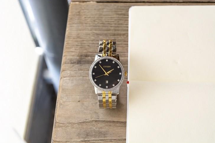 Đồng hồ Citizen BI5034-51E: Giá rẻ và thay pin miễn phí - Ảnh 1