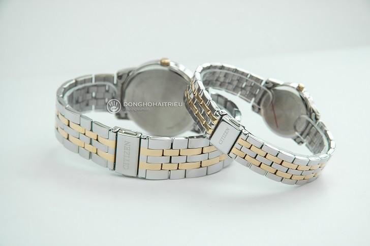 Đồng hồ Citizen BI5034-51E: Giá rẻ và thay pin miễn phí - Ảnh 4