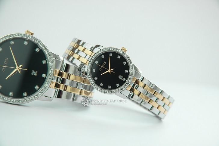 Đồng hồ Citizen BI5034-51E: Giá rẻ và thay pin miễn phí - Ảnh 5