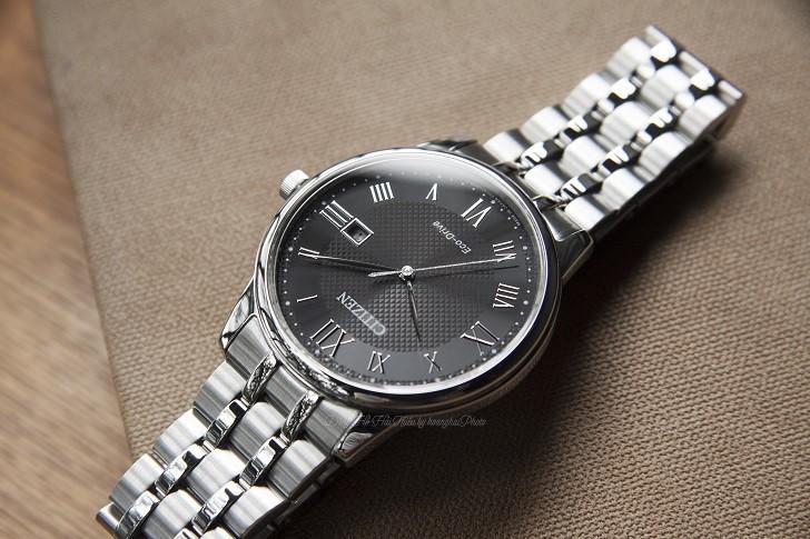 Đồng hồ nam Citizen BM6970-52E bộ máy năng lượng ánh sáng - Ảnh 5