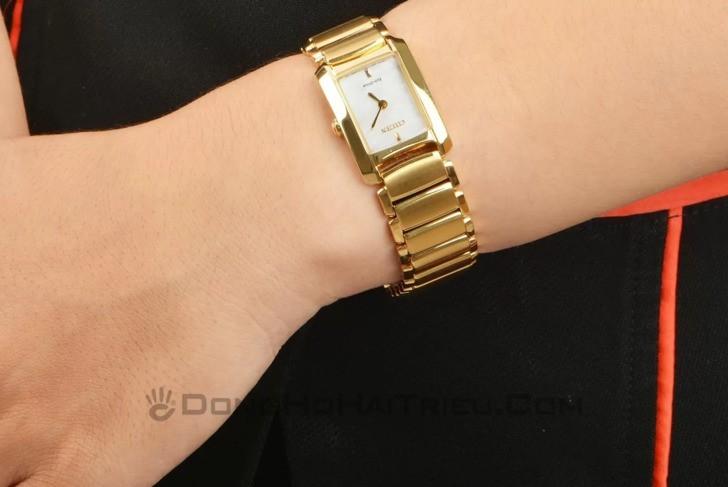 Đồng hồ nữ Citizen EG2973-55D: Thiết kế nhỏ gọn và hiện đại - Ảnh 1