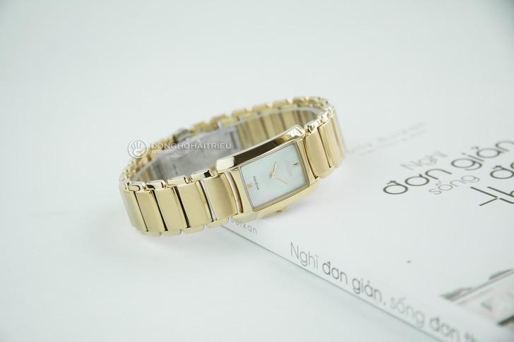 Đồng hồ nữ Citizen EG2973-55D: Thiết kế nhỏ gọn và hiện đại - Ảnh 2