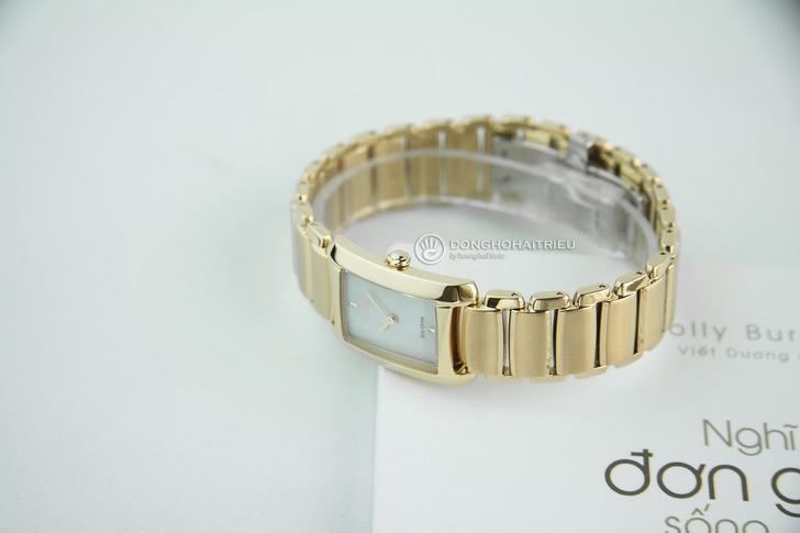 Đồng hồ nữ Citizen EG2973-55D: Thiết kế nhỏ gọn và hiện đại - Ảnh 5
