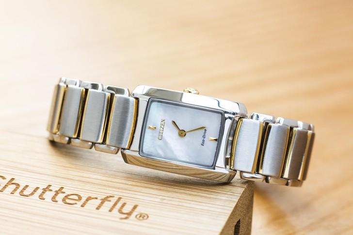 Đồng hồ Citizen EG2975-50D: Không đơn thuần chỉ để xem giờ - Ảnh 1