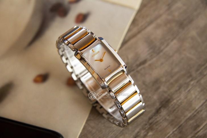 Đồng hồ Citizen EG2975-50D: Không đơn thuần chỉ để xem giờ - Ảnh 2