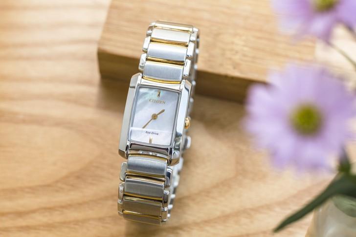 Đồng hồ Citizen EG2975-50D: Không đơn thuần chỉ để xem giờ - Ảnh 6