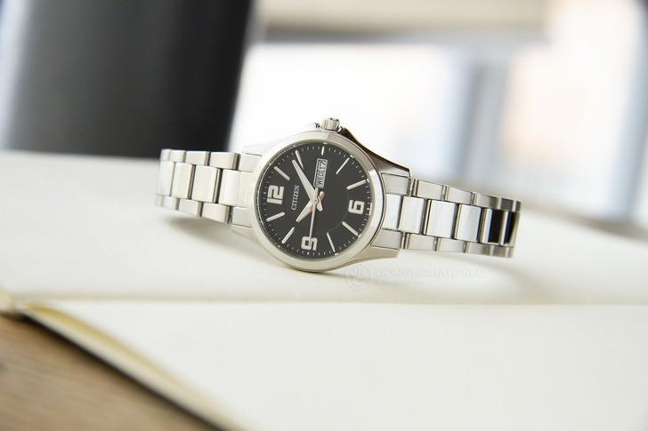 Đồng hồ nữ Citizen EQ0591-56E giá rẻ, thay pin miễn phí - Ảnh 1