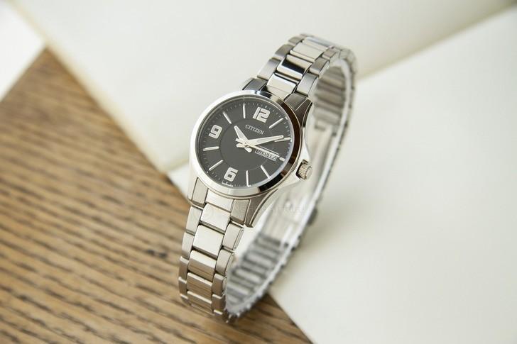 Đồng hồ nữ Citizen EQ0591-56E giá rẻ, thay pin miễn phí - Ảnh 2