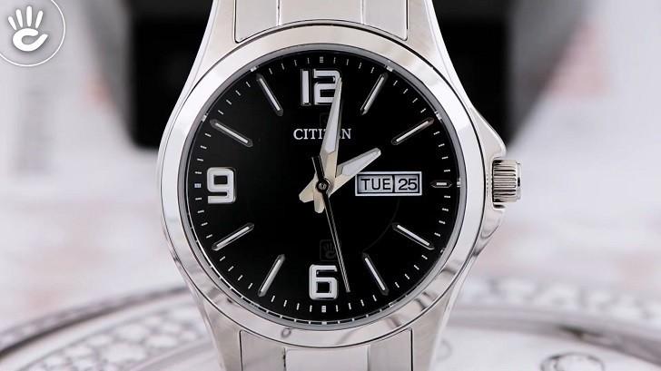Đồng hồ nữ Citizen EQ0591-56E giá rẻ, thay pin miễn phí - Ảnh 3