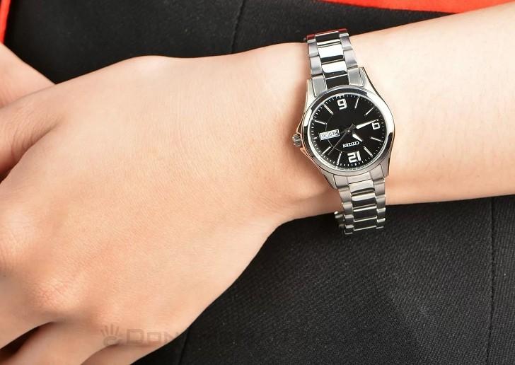 Đồng hồ nữ Citizen EQ0591-56E giá rẻ, thay pin miễn phí - Ảnh 6