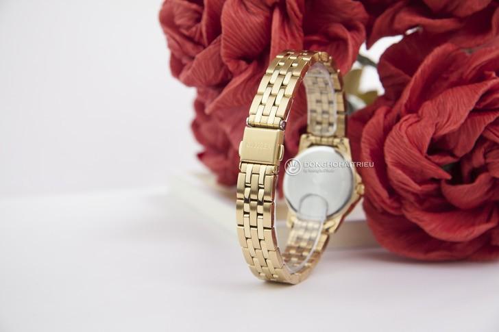 Đồng hồ Citizen EQ0603-59P máy quartz, mạ vàng sang trọng - Ảnh 4