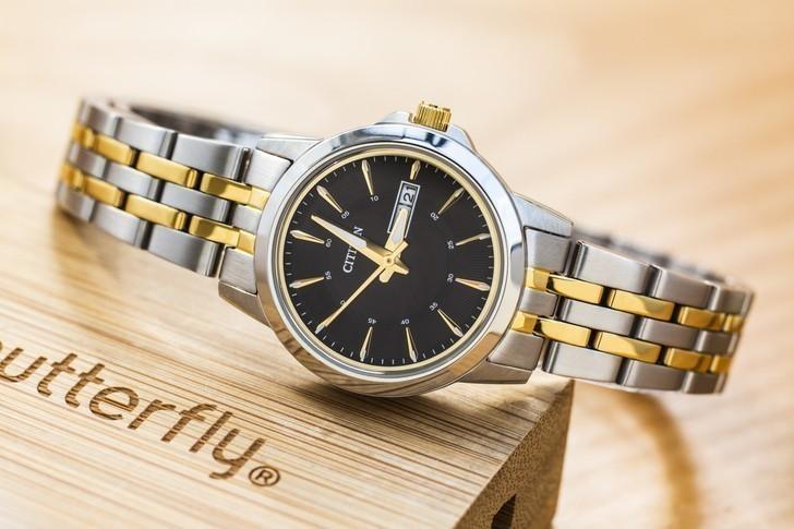 Đồng hồ nữ Citizen EQ0608-55E giá rẻ, thay pin miễn phí - Ảnh 3