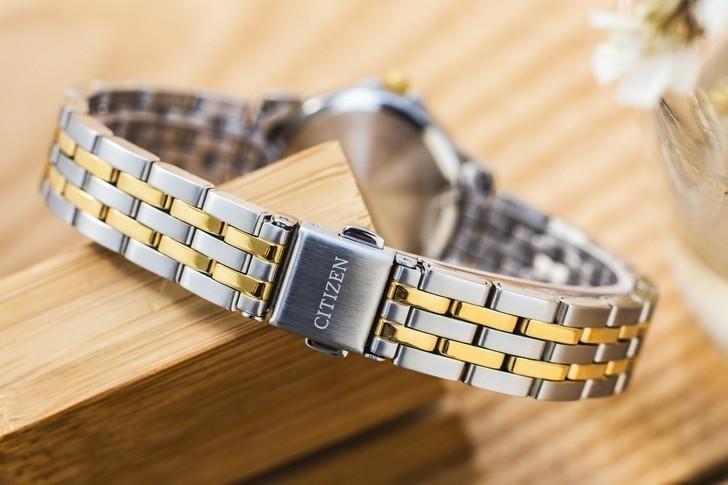 Đồng hồ nữ Citizen EQ0608-55E giá rẻ, thay pin miễn phí - Ảnh 4