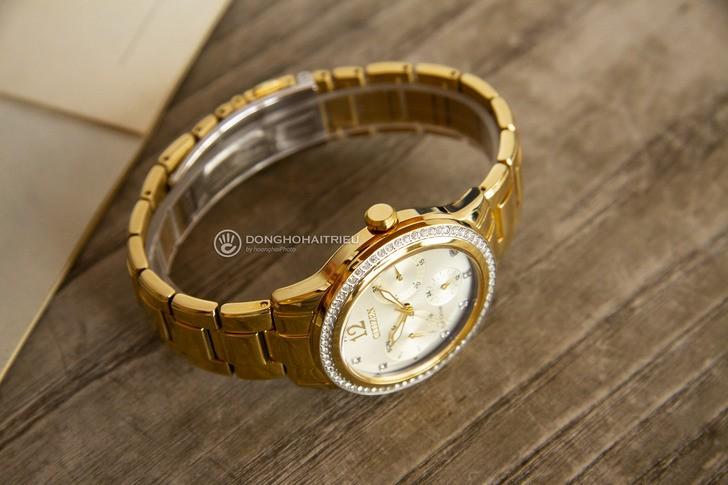 Đồng hồ Citizen FD2012-52P: Ấn tượng trong vẻ đẹp bắt mắt - Ảnh 5