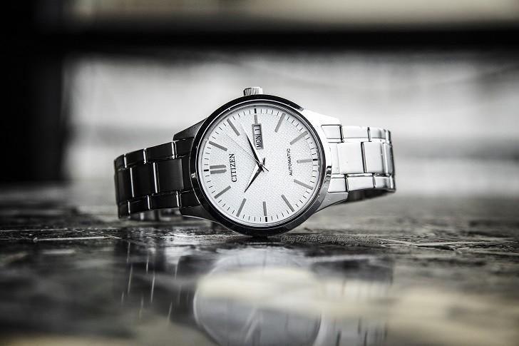 Đồng hồ Citizen NH7520-56A automatic, trữ cót hơn 40 giờ - Ảnh 1