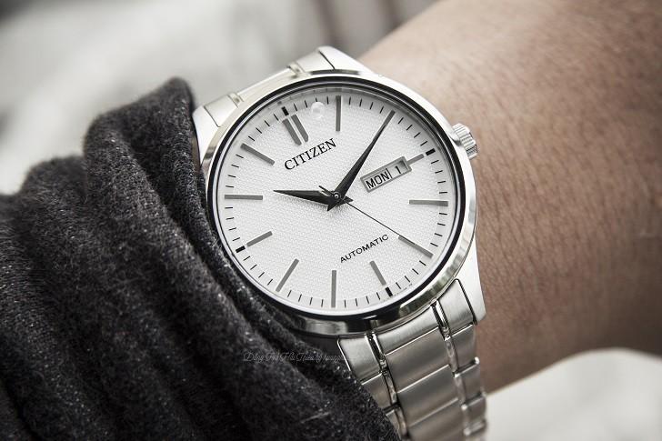 Đồng hồ Citizen NH7520-56A automatic, trữ cót hơn 40 giờ - Ảnh 4