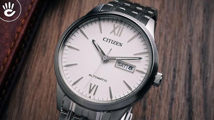 Đồng hồ Citizen NP4070-53A Automatic, trữ cót đến 40 giờ - Ảnh 2