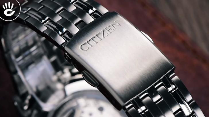 Đồng hồ Citizen NP4070-53A Automatic, trữ cót đến 40 giờ - Ảnh 4