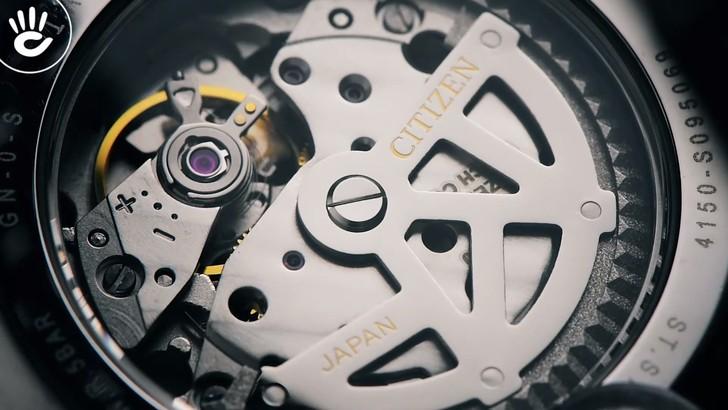 Đồng hồ Citizen NP4070-53A Automatic, trữ cót đến 40 giờ - Ảnh 6