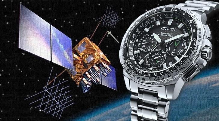 Đồng hồ Eco-Drive Citizen EW1580-50E năng lượng ánh sáng - Ảnh 4