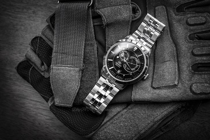 Đồng hồ Orient FET0P002B0: Máy cơ In-House, thiết kế lịch lãm - Ảnh: 1