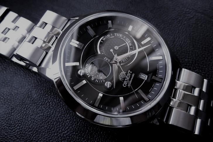Đồng hồ Orient FET0P002B0: Máy cơ In-House, thiết kế lịch lãm - Ảnh: 2