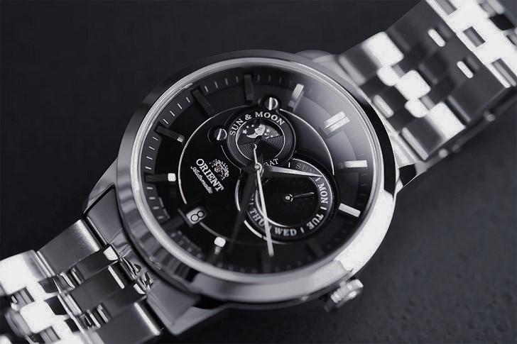 Đồng hồ Orient FET0P002B0: Máy cơ In-House, thiết kế lịch lãm - Ảnh: 5