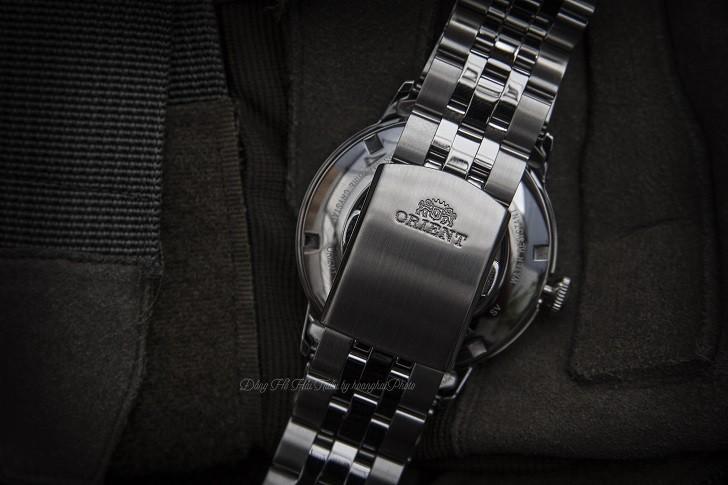 Đồng hồ Orient FET0P002B0: Máy cơ In-House, thiết kế lịch lãm - Ảnh: 6