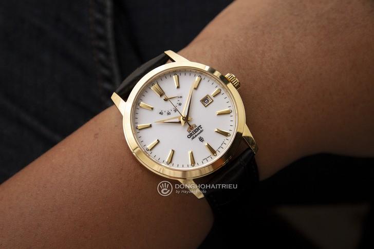 Đồng hồ Orient FFD0J002W0 Automatic, trữ cót đến 40 giờ - Ảnh 2