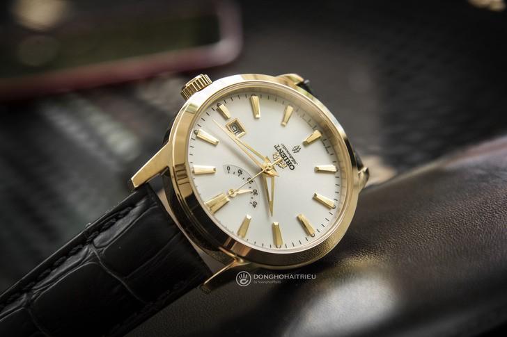 Đồng hồ Orient FFD0J002W0 Automatic, trữ cót đến 40 giờ - Ảnh 8