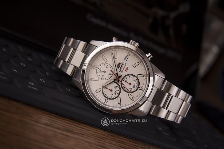 Đồng hồ nam Orient FKU00003W0 giá rẻ, thay pin miễn phí - Ảnh 1