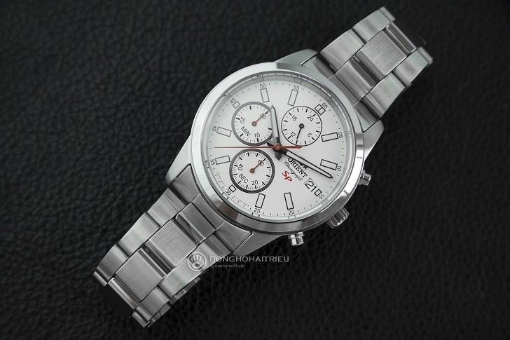 Đồng hồ nam Orient FKU00003W0 giá rẻ, thay pin miễn phí - Ảnh 4