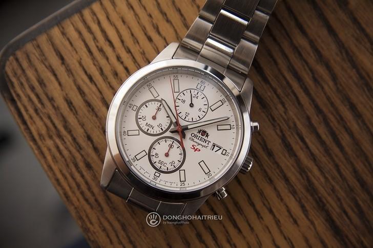 Đồng hồ nam Orient FKU00003W0 giá rẻ, thay pin miễn phí - Ảnh 5
