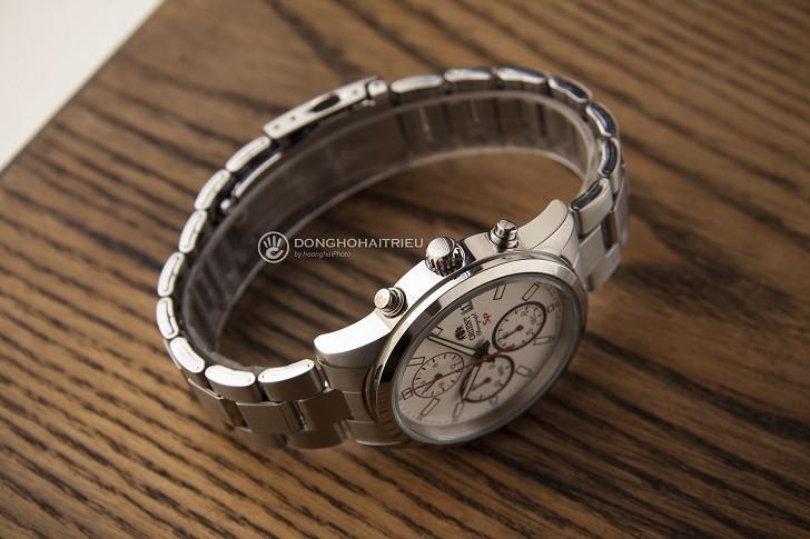 Đồng hồ nam Orient FKU00003W0 giá rẻ, thay pin miễn phí - Ảnh 6